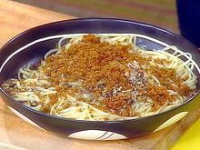 Sicilian-Style Sardine Pasta with Bread Crumbs Recipe