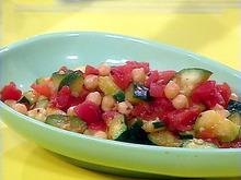 Spiced Stewed Zucchini Recipe