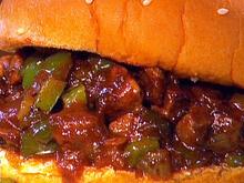 Big Daddy's Sloppy Joe Burgers Recipe