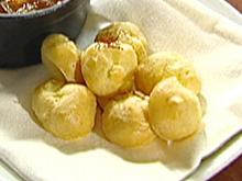 Lemon Saffron Floats Recipe