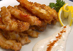 Alaskan King Crab Tempura Recipe