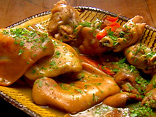 Hog's Trotters and Ears Recipe