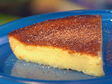 Anita's Impossible Buttermilk Pie Recipe