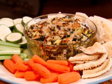 Hot Artichoke-Crab Dip Recipe