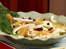 Orange and Fennel Salad Recipe