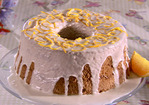 Coffee Angel Food Cake Recipe