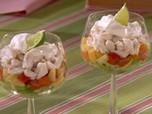 Crab Salad with Mango Salsa Recipe