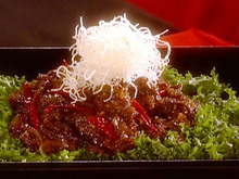 Crispy Orange Beef Recipe