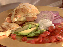 Smoked Salmon Quesadilla Recipe