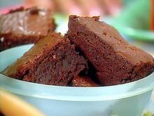 Bittersweet Beachside Brownies Recipe