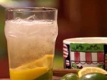 Spiced Rum Rickey Recipe