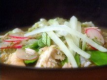 Sweet-and-Sour Thai Fish Soup Recipe