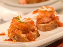 Smokey Shrimp Cabernet Recipe