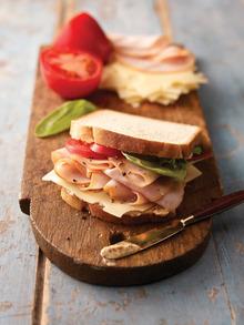 Smoky Mountain Turkey Sandwich Recipe