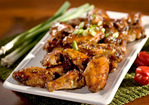 Caribbean Chicken Wings Recipe