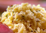 Parmesan Herbed Orzo Recipe