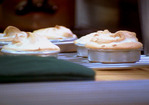 Individual Lemon Meringue Tarts Recipe