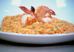 Shrimp and Tomato Risotto Recipe