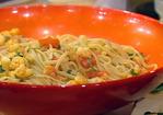 Linguini and Lobster Caribe Recipe