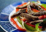 Quick Beef Stir-Fry with Bell Peppers Recipe
