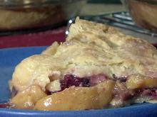 Peach-Blackberry Pie Recipe