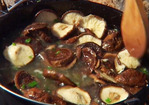 Hearty Shiitake Mushroom and Miso Soup Recipe