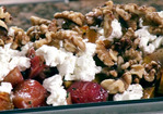 Roasted Beet Salad with Candied Walnuts Recipe