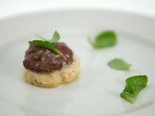 Cheeseburger Tartare Recipe