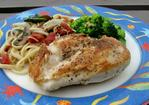 Simple Pan-fried Chicken Breasts Recipe