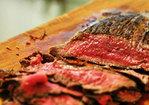 Quick and Easy Pan-Fried Flank Steak Recipe