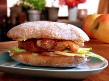 Bacon-Wrapped Chicken Sandwich Recipe
