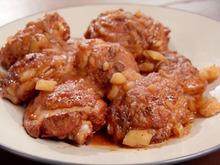 Braised Paprika Chicken Recipe