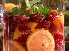 Raspberry Iced Tea Punch Recipe