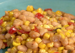 Corn and White Bean Maque Choux Recipe