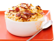 Dressed-Up Bacon Mac and Cheese Recipe