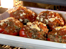 Greek-Style Stuffed Peppers Recipe