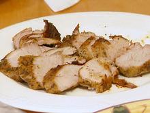 Pork Tenderloin with Seasoned Rub Recipe