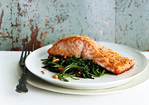 Buffalo Salmon Recipe