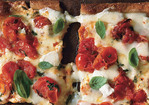 Cherry Tomato Pizza Margherita Recipe