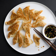 Chicken and Celery Pot Stickers Recipe