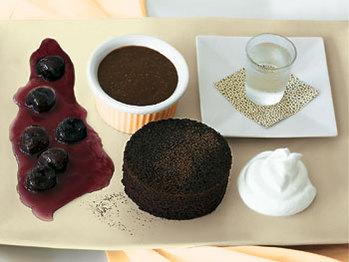 Epicurious Black Forest Cake