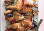 Figgy Piggy Cornish Hens Recipe