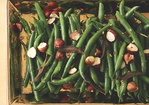 Green Beans with Blackened Sage and Hazelnuts Recipe