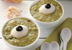 Green Gruel with Eyeballs Recipe