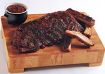 Kansas City Sweet-and-Smoky Ribs Recipe