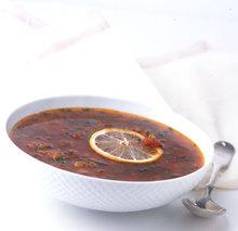 Moroccan-Spiced Cold Tomato Soup Recipe