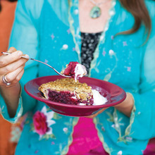 Nepenthe's Triple-Berry Pie Recipe