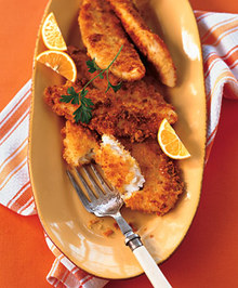 Pan-Fried John Dory Recipe