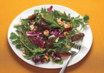 Radicchio and Arugula Salad with Dates, Hazelnuts, and Feta Recipe