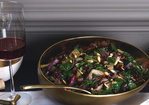 Rainbow Chard and Radicchio Sauté Recipe